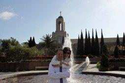 Newport Beach Temple in California