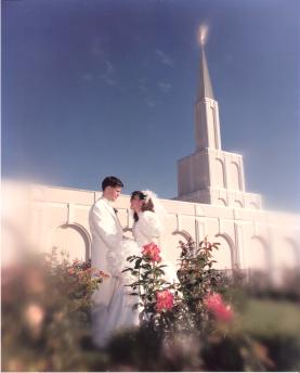 Wedding - September 21, 1991 (2)